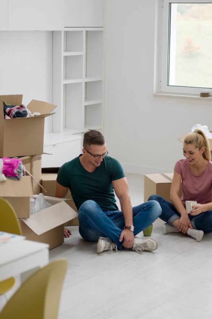 signs he is using you for a place to live